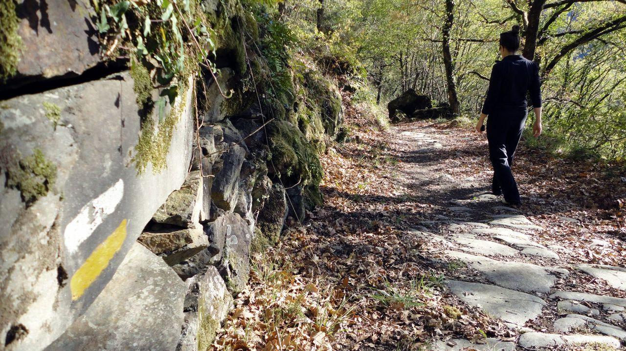 Jalones de un recorrido por el Camino de Invierno en 1610.