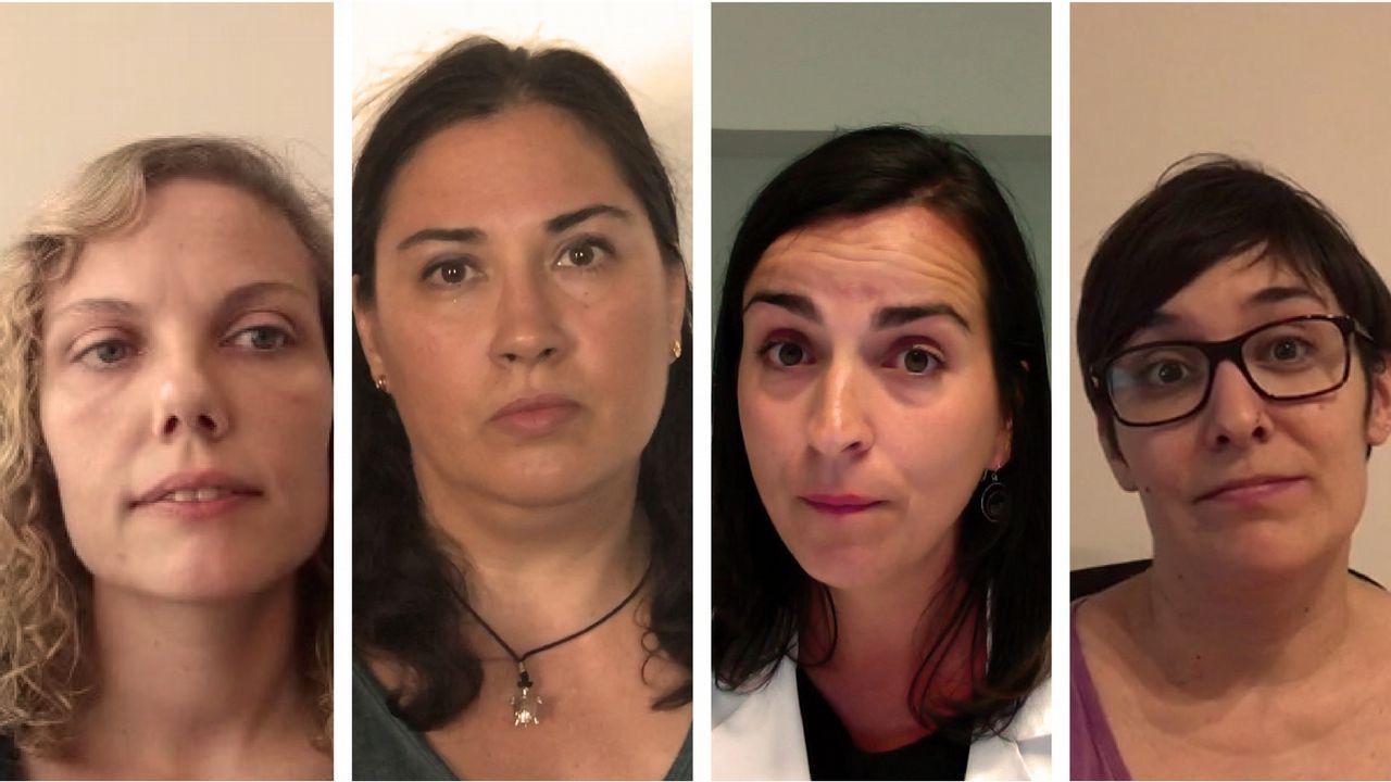 Cientificas salen del laboratorio para reivindicar su derecho a ser madres.
