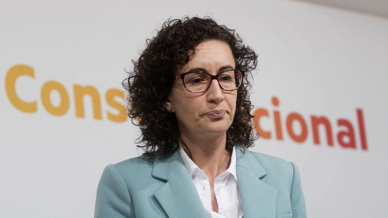 Marta Rovira afirma que el Gobierno amenazó con que «habría muertes en la calle» si seguían con la DUI
