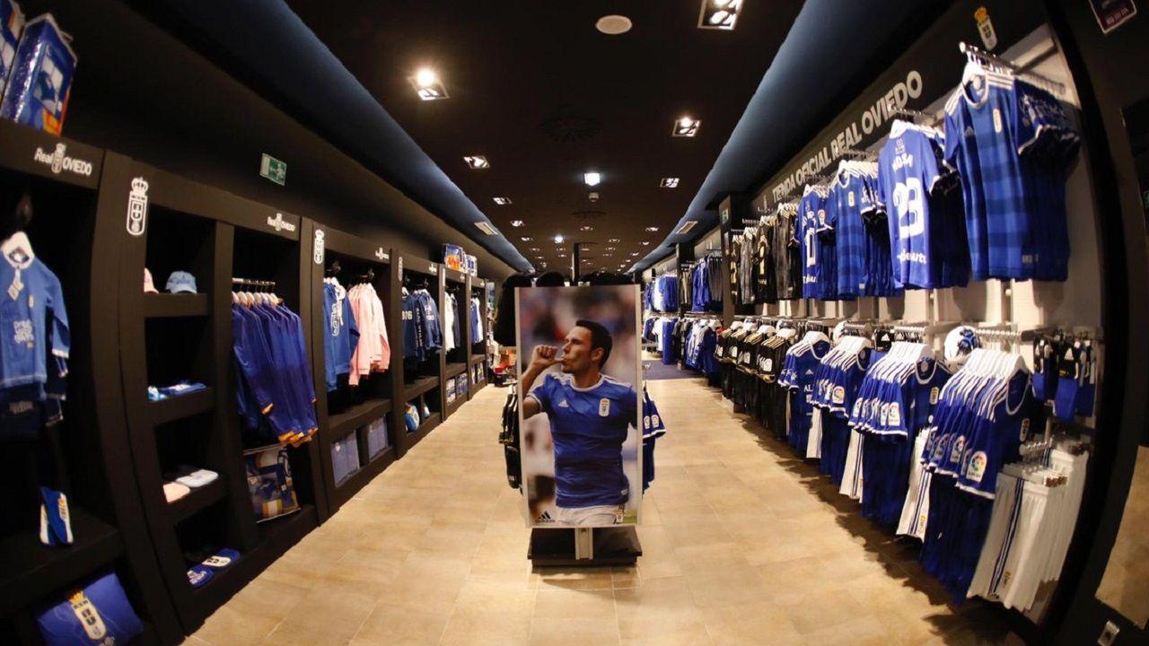 Imagen del interior de la tienda