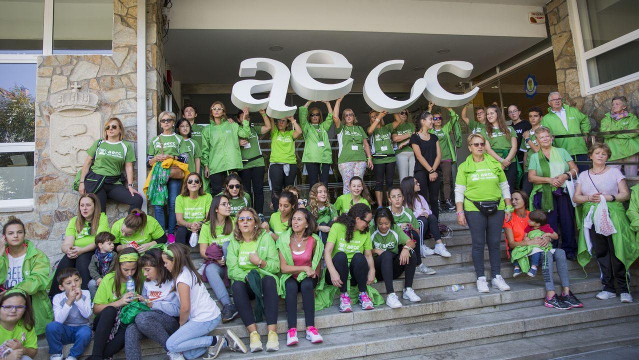 Así fue la segunda andaina solidaria contra el cáncer en Carballo. ¡Mira las imágenes!.Manifestación del Primero de Mayo de 2018 en Asturias