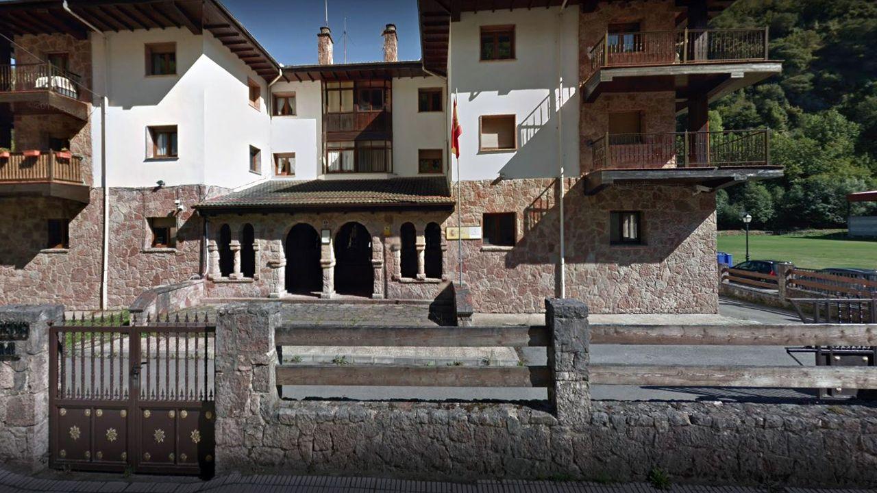 Cuartel de la Guardia Civil de Belmonte
