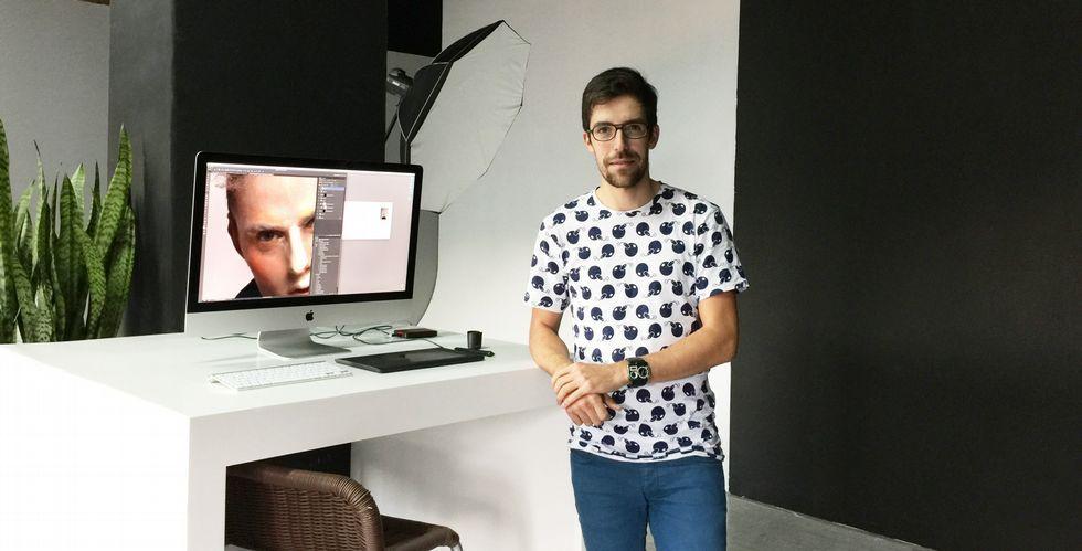 María gana «MasterChef Junior».Christian González encontró trabajo en el sector que buscaba, el retoque fotográfico de moda, hace cuatro meses en Vigo.