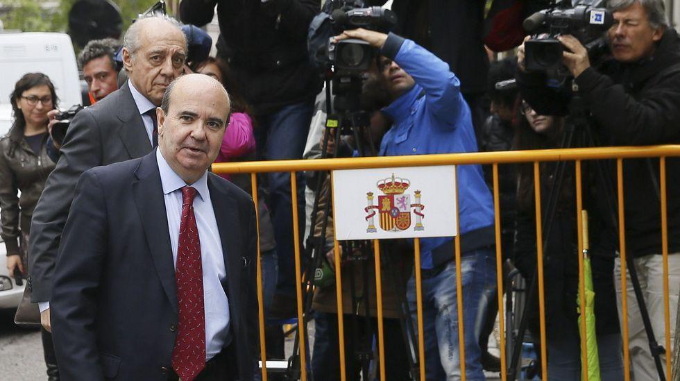 Gaspar Zarrías llega a las dependencias del Tribunal Supremo por el caso de los ERE fraudulentos