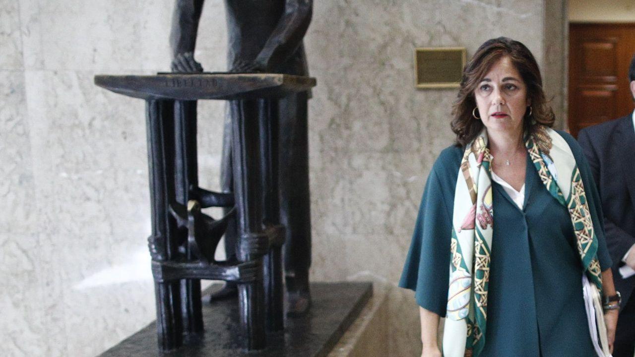 Beatriz Escudero abandona la comisión de investigación