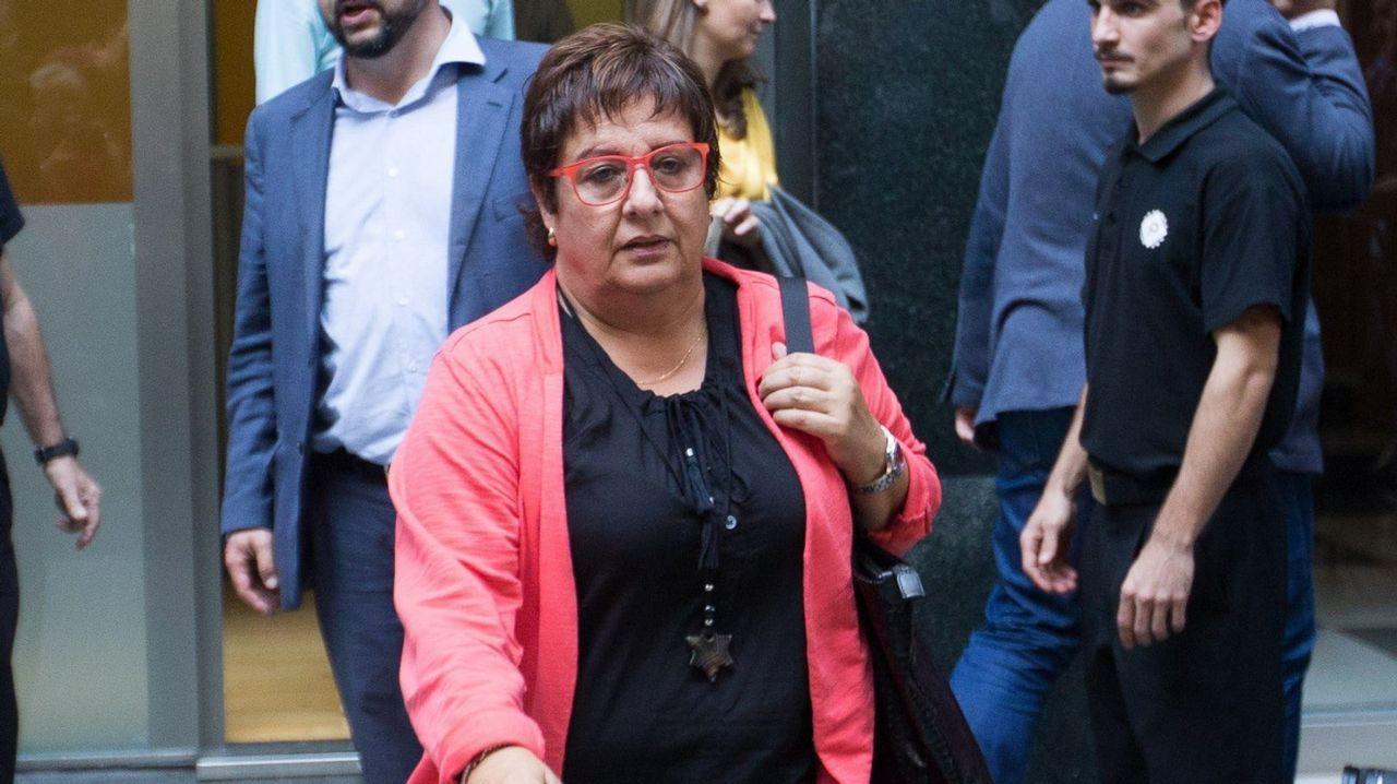.La exconsejera de Asuntos Sociales Dolors Bassa, de ERC, irá a la cárcel de Alcalá-Meco