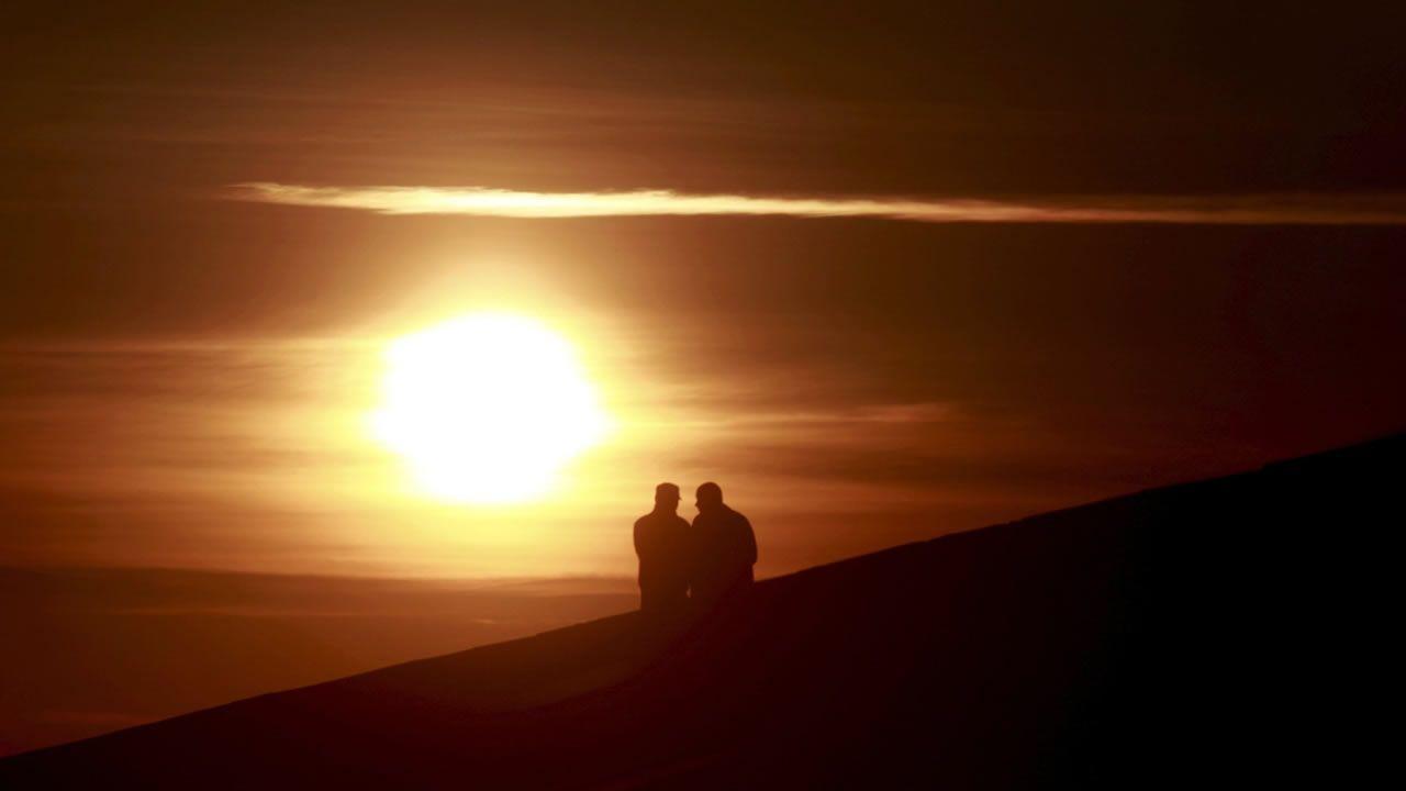 El lugar donde nunca se pone el sol.El observatorio de Izaña registra la evolución del CO2 desde 1984