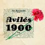Cartel promocional de la zarzuela «Avilés 1900»