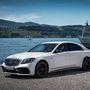 La nueva gama de la Clase S de Mercedes