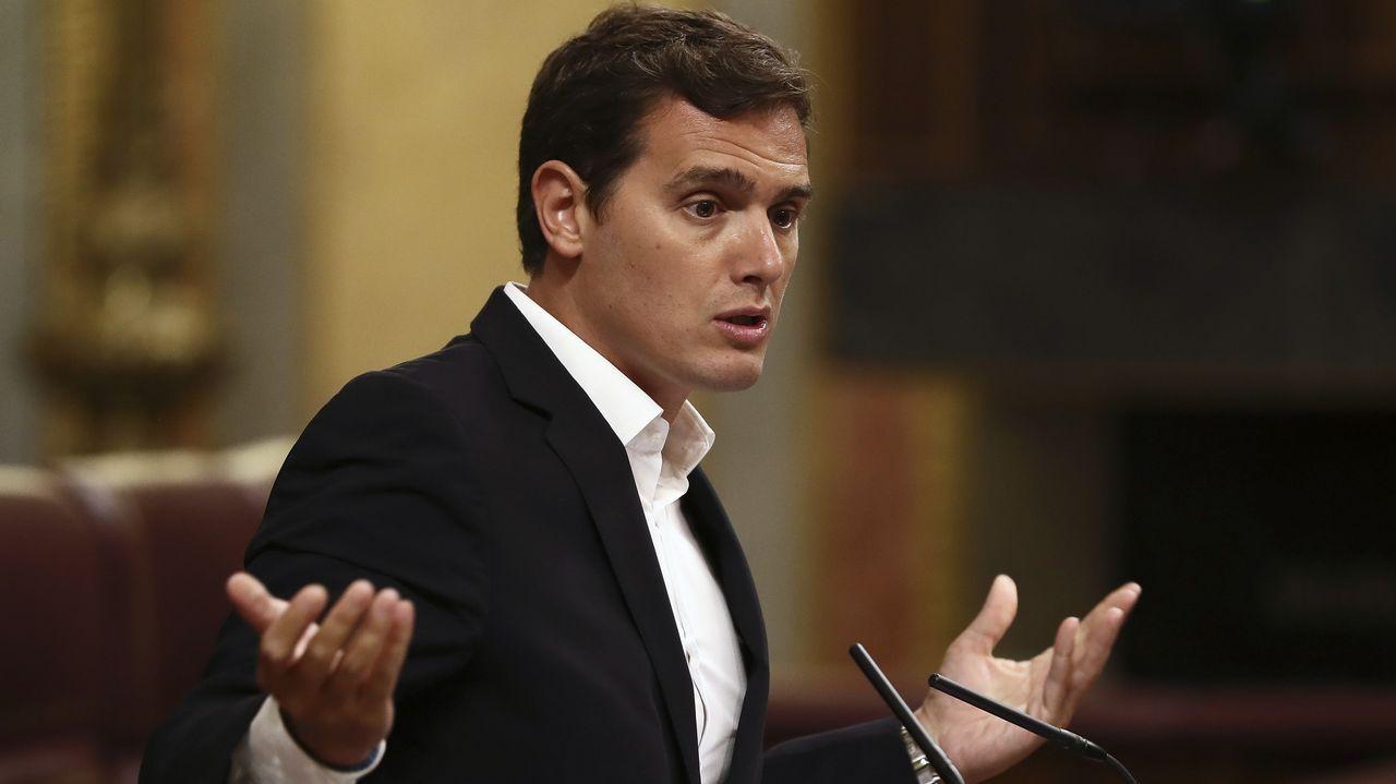 Rivera presentará una propuesta para la limitación de mandatos.Fotografía de archivo de Ana Mato, a su salida de la Audiencia Nacional