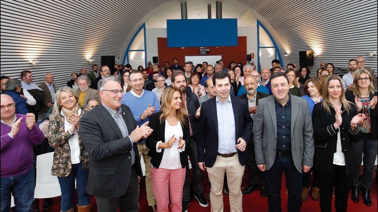 El PSdeG reconoce por primera vez la amenaza de ser desplazado por el ascenso de Ciudadanos