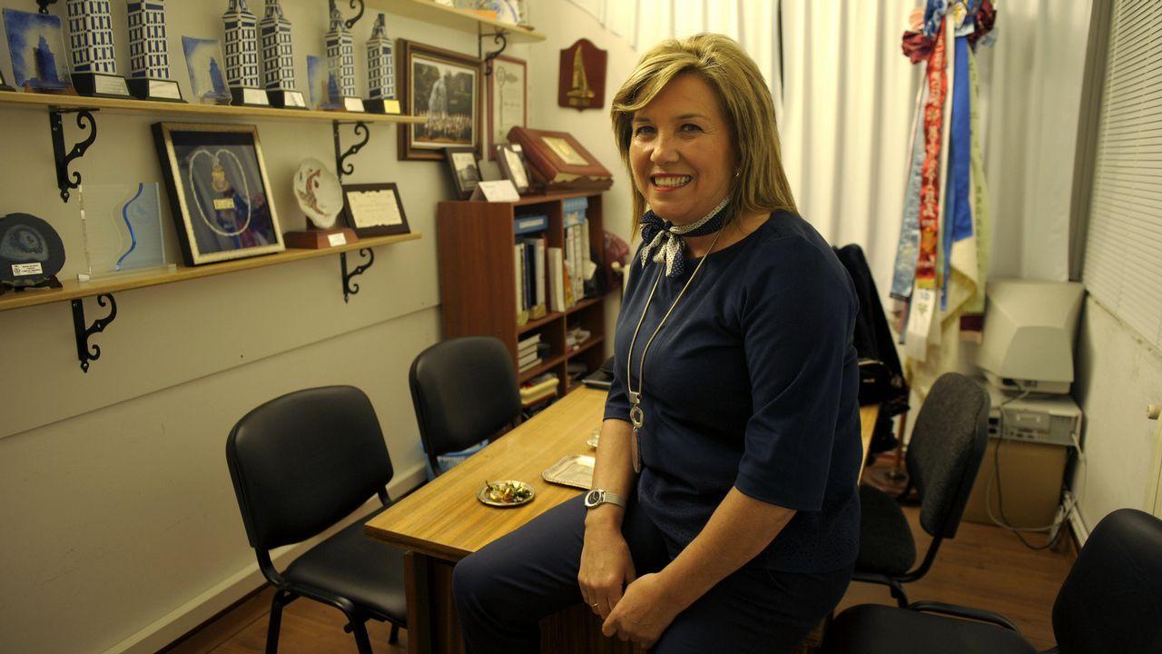 Efectos dela borrasca Ana en la comarca de Ferrol