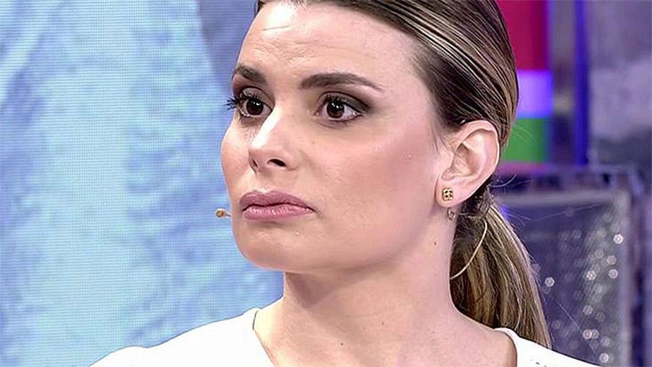 Belén Esteban desvela los motivos de su ausencia en tv.La actriz Paula Echevarría