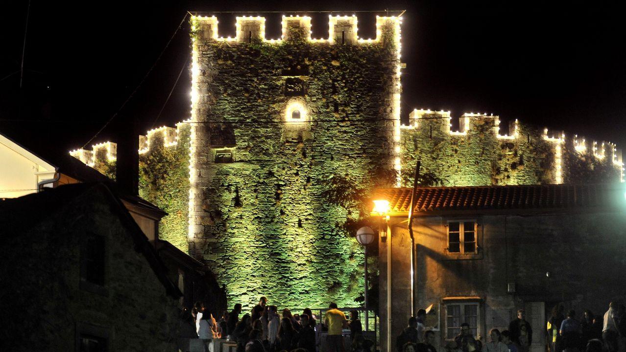Castillo de Moeche, Moeche. Festival Irmandiño.