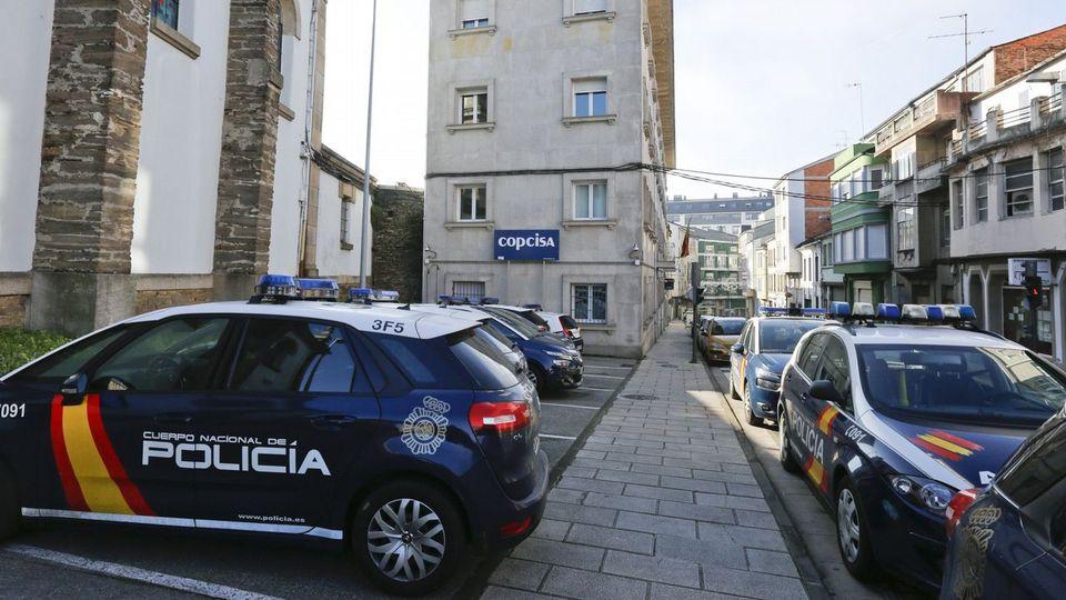 Detenido por la Policía Nacional y enviado a prisión tras perpetrar robos muy violentos en Lugo