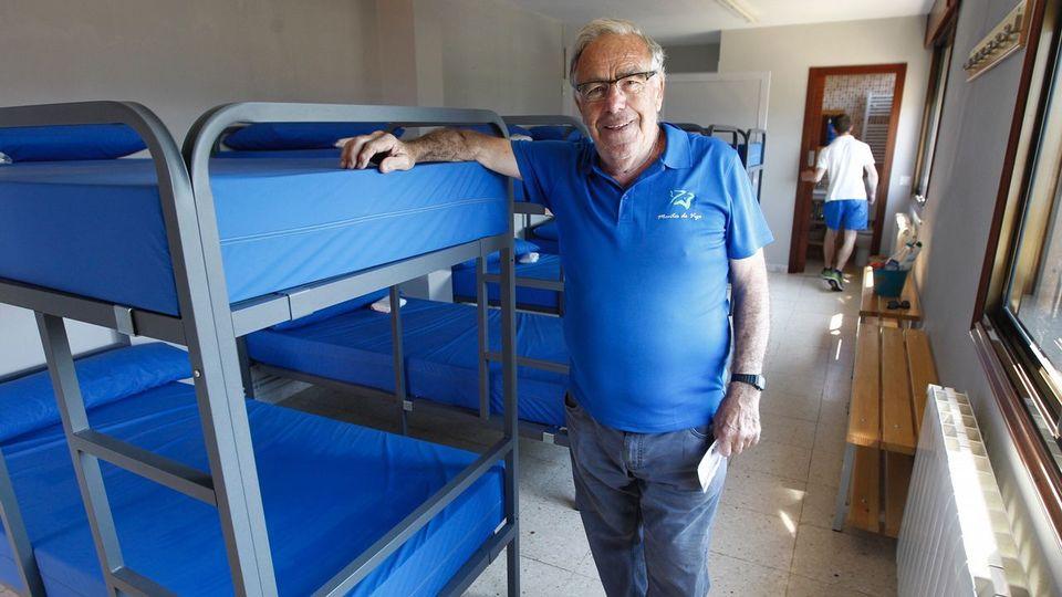 Los vecinos potencian el Camino portugués en Vigo con alojamientos en sus asociaciones