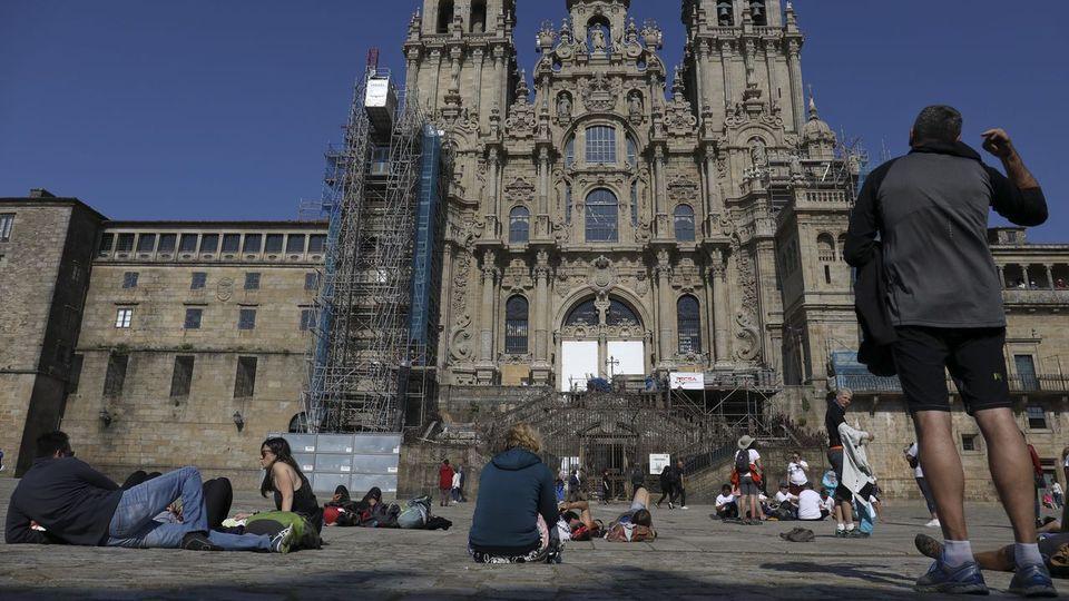 Madrid expresa su compromiso con el Xacobeo, pero aún no pone cifras