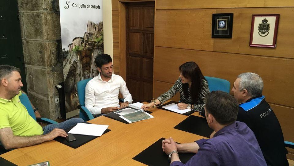 Promueven celebrar en Silleda una carrera solidaria del románico en julio