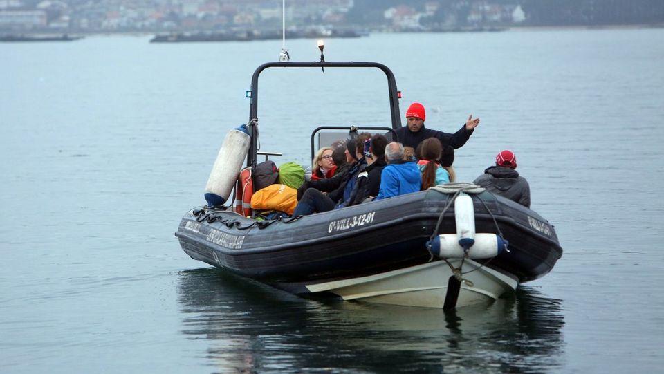 La Fundación de la Ruta Mar de Arousa e Ulla pide inversiones por diez millones en el itinerario jacobeo