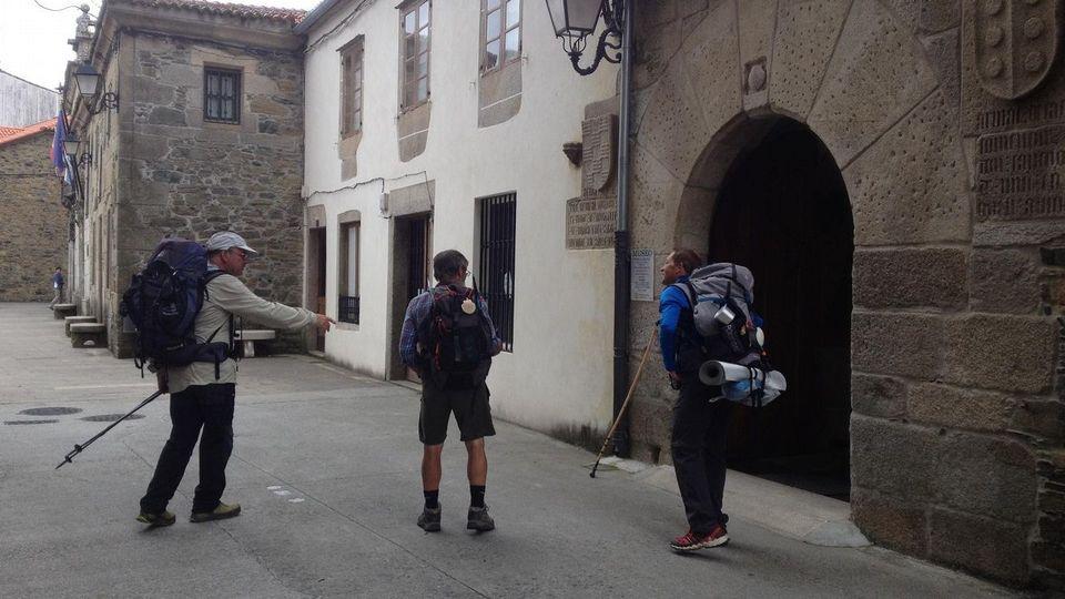 El gasto que hacen los peregrinos en Melide equivale a casi el 10 % del PIB del municipio