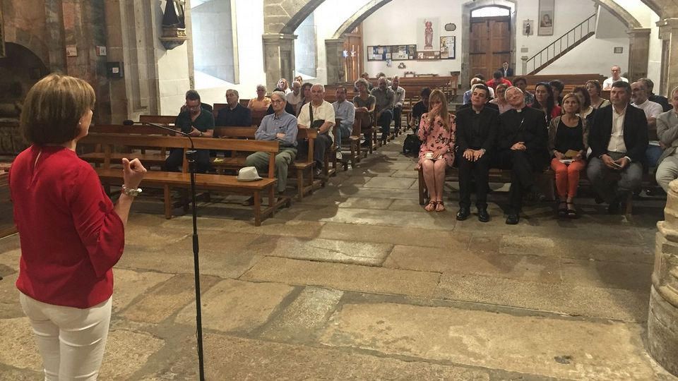 Abren una treintena de iglesias con guía en cinco rutas jacobeas