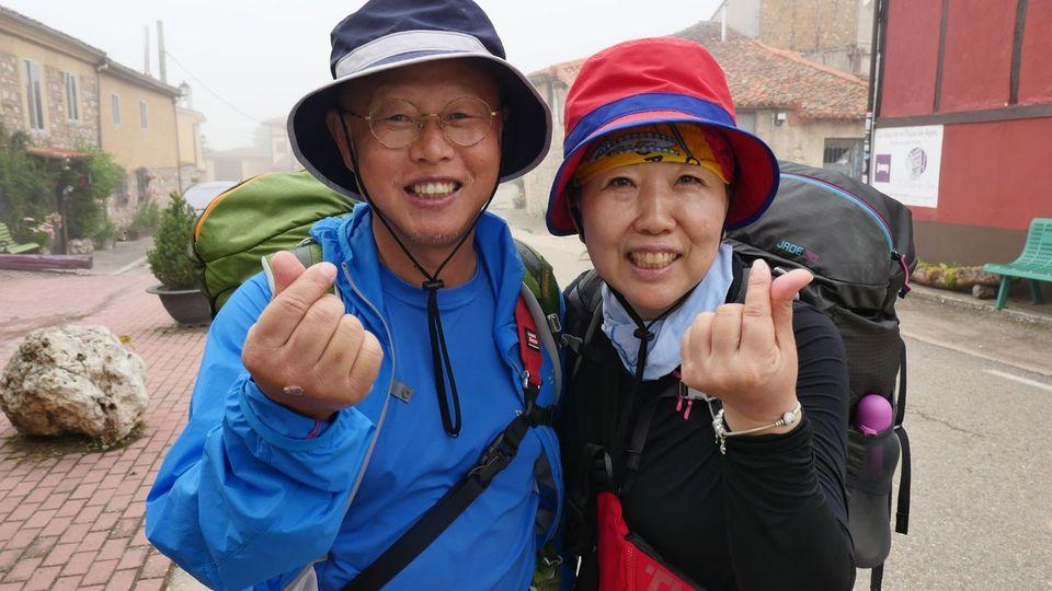 Bienvenidos al Camino más oriental