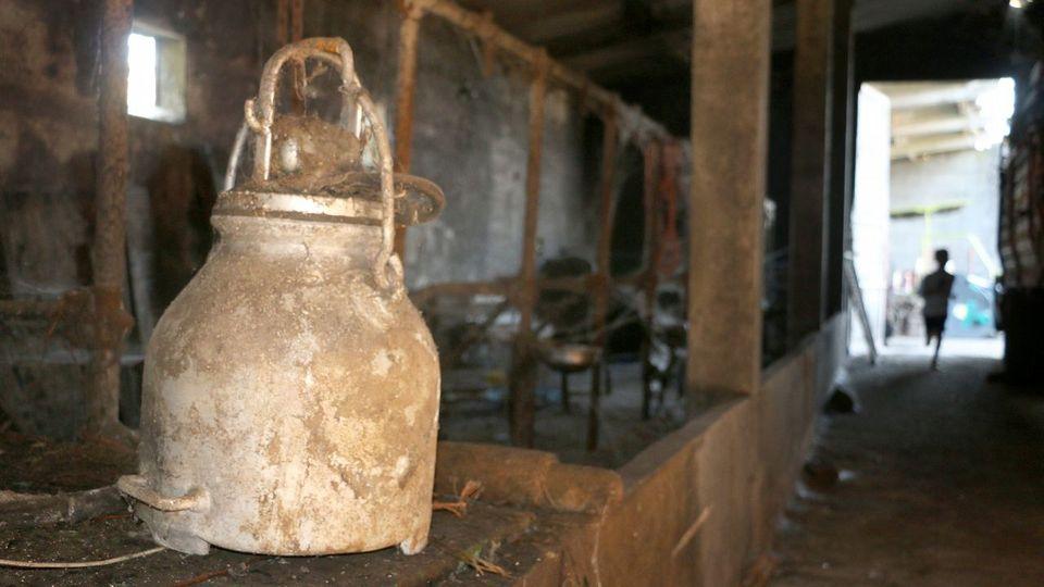 Mazaricos quiere dar una segunda vida a los establos abandonados