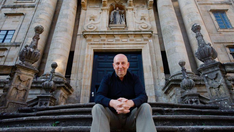 Carlos Fernández Coto: «Galicia tiene un problema de conocimiento y educación patrimonial»