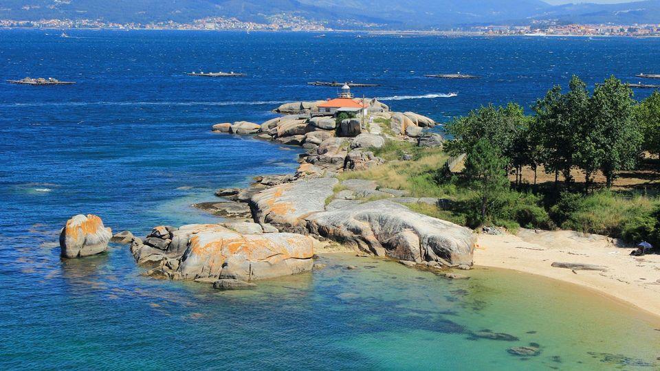 La ruta marítima del Camino de Santiago