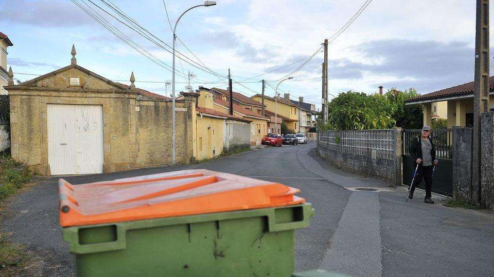 Culleredo destina 700.000 euros para recuperar el Camino Inglés en Almeiras