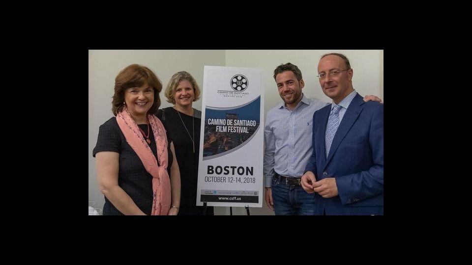 El Camino de Santiago Film Festival triunfa en Boston