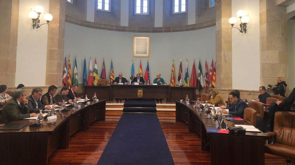 Constituído o Consello Provincial de Turismo de Lugo