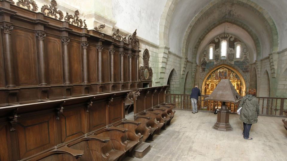 La Xunta asume la rehabilitación y acondicionamiento de la iglesia monacal de Oia