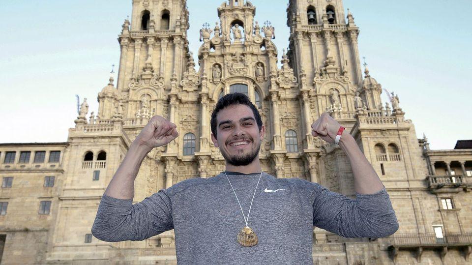 Bruno Hortelano: «Ahora me siento más en paz»