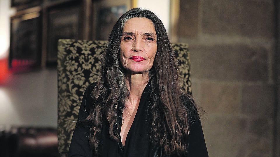 Ángela Molina: «Se hace poco cine político ahora»