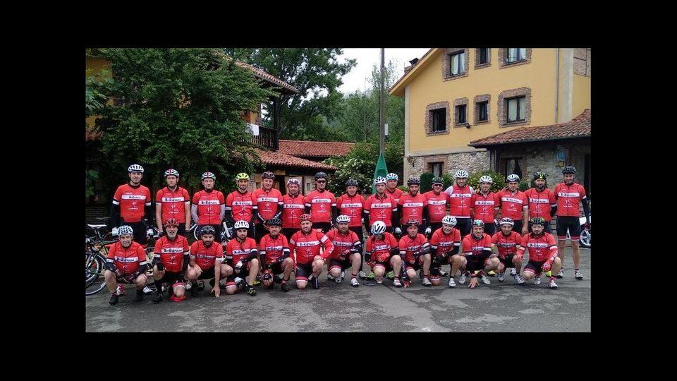 Bikestrada hará el próximo año la Ruta dos Arrieros entre Braga y Santiago