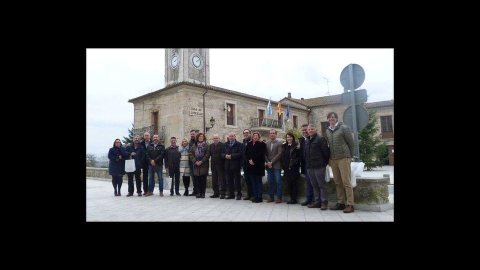 El Camiño de Inverno se dará a conocer en febrero en Fitur