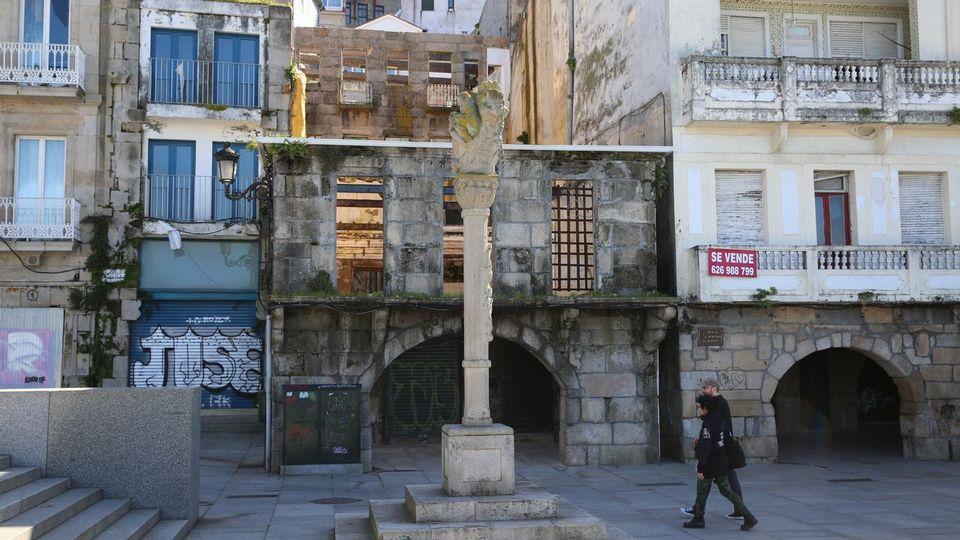 El visto bueno de Patrimonio retrasa el proyecto del albergue de peregrinos