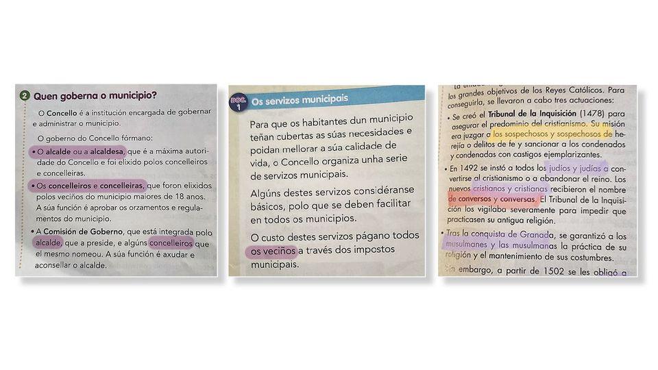 Misma editorial, diferentes modelos de lenguaje inclusivo