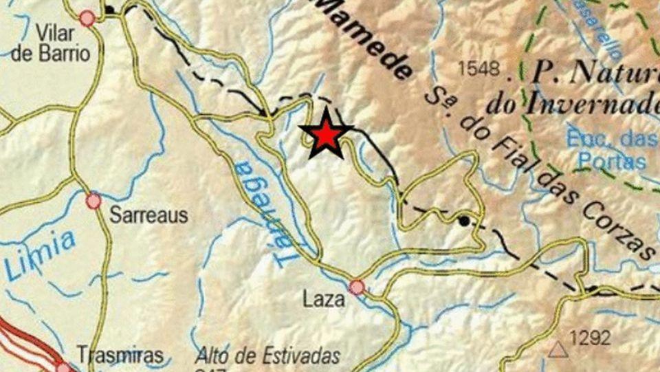 Laza registra catorce temblores de tierra en dieciocho horas