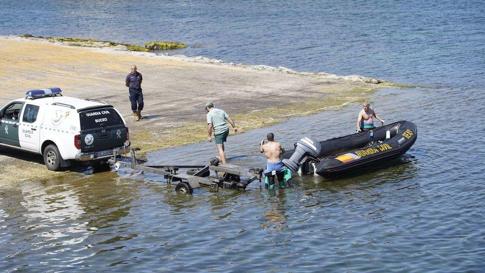 Otras tragedias con menores en actividades acuáticas en Galicia