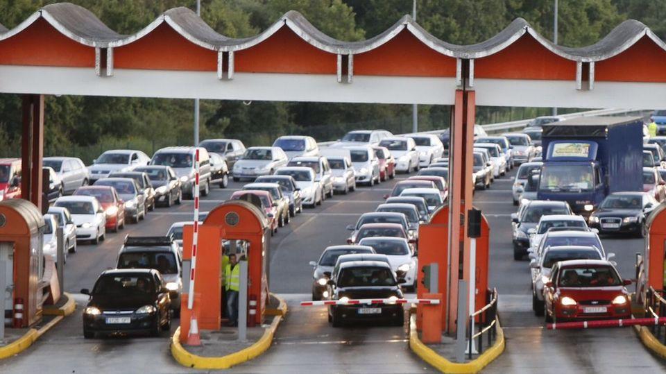 Transportes ya ha terminado el texto base del real decreto que regulará los descuentos en la AP-9