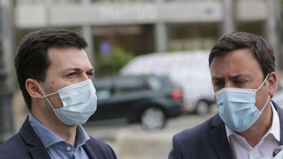 Ferraz rechaza la denuncia de la dirección del PSdeG y valida las nuevas afiliaciones en As Pontes