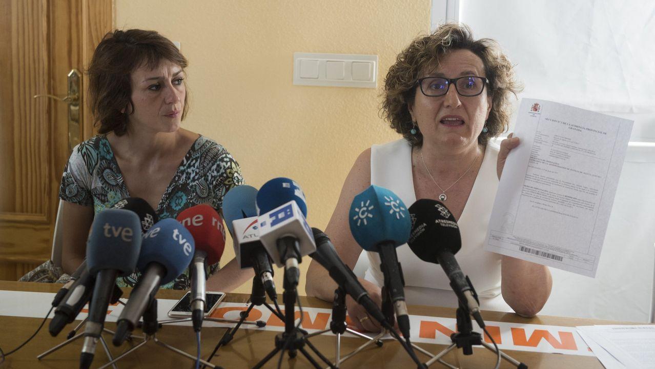 El Constitucional rechaza el recurso de Juana Rivas de paralizar la devolución de sus hijos.Manifestación antitaurina de Gijón