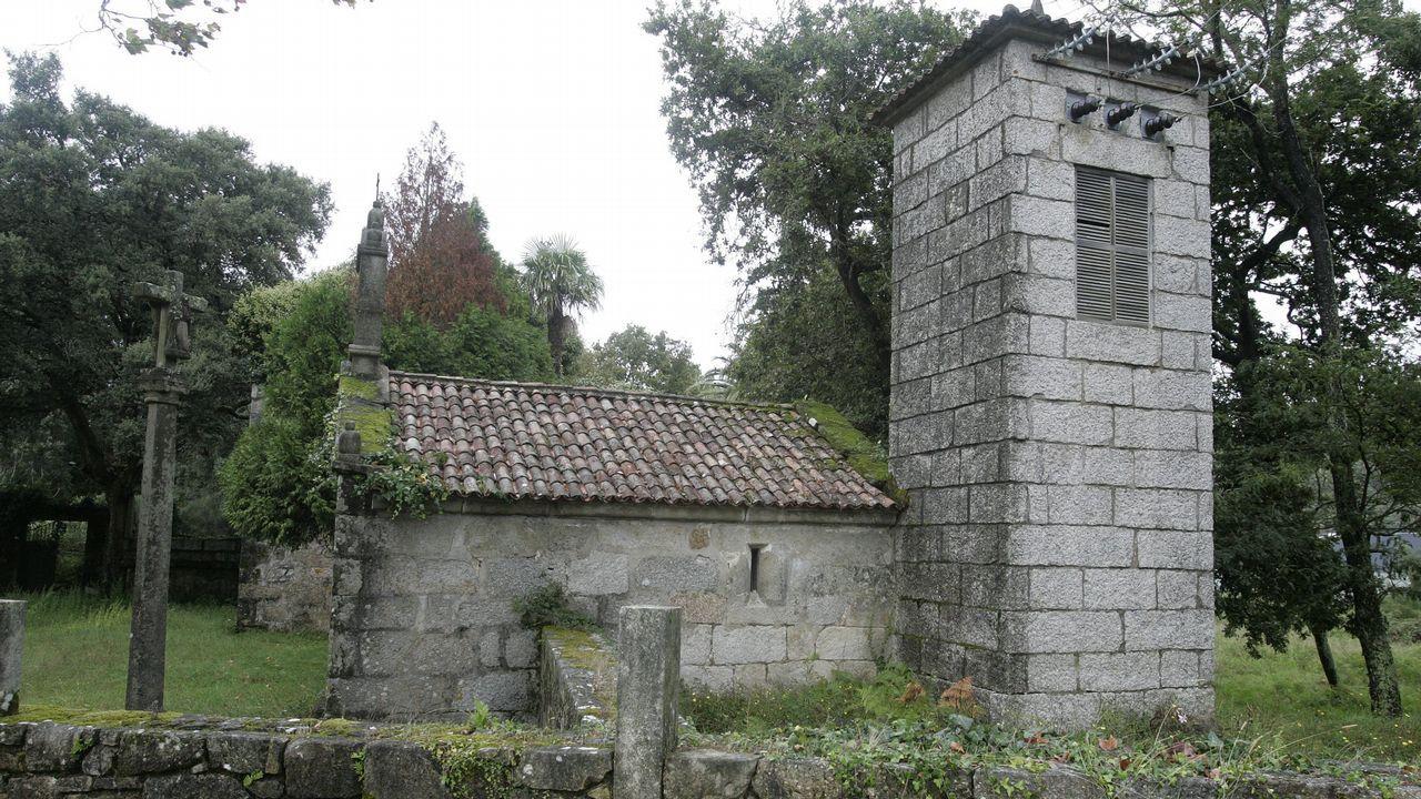 Pazo de San Antoniño do Pousadorio (Vilagarcía)