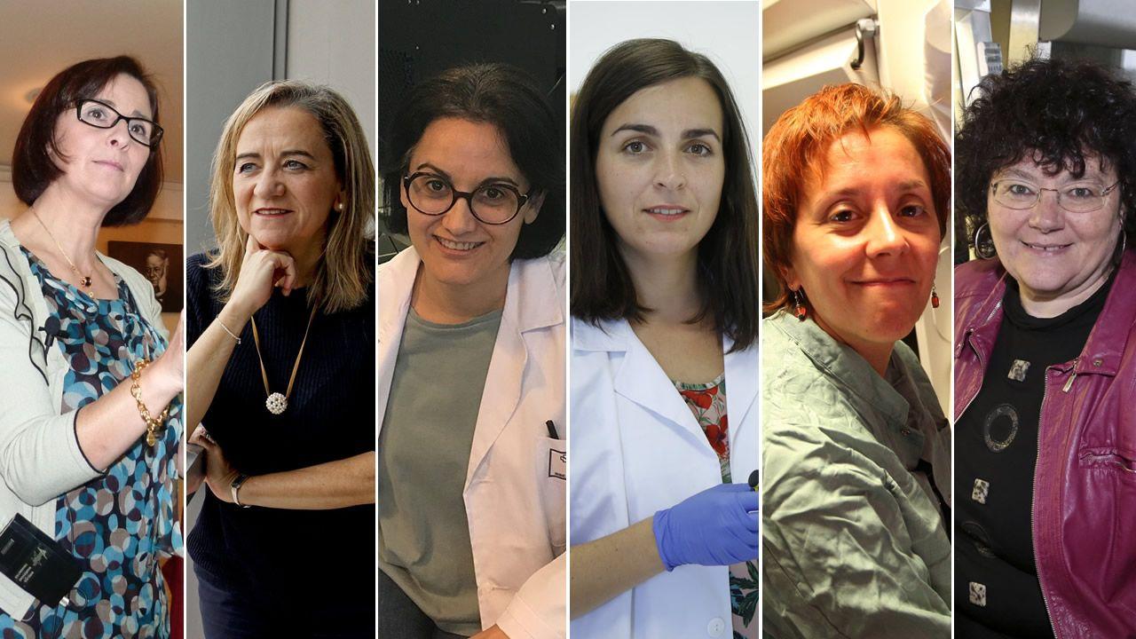 mascaraque.La Universidad de Oviedo celebra el Día Internacional de la Mujer y la Niña en la Ciencia 2018