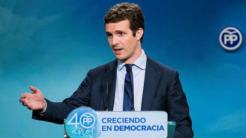 Torrent suspende la investidura de Puigdemont «hasta que pueda celebrarse un debate con garantías».El presidente del Parlamento de Cataluña, Roger Torrent