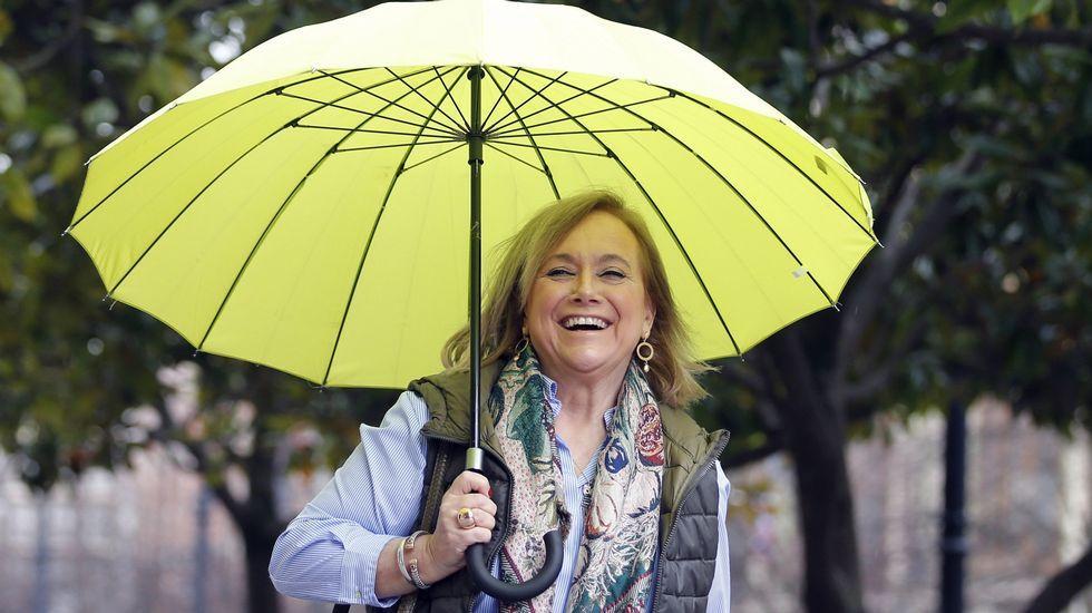 La vida ensin oficialidá.Mercedes Fernández