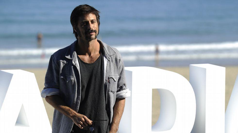 El actor Mario Casas