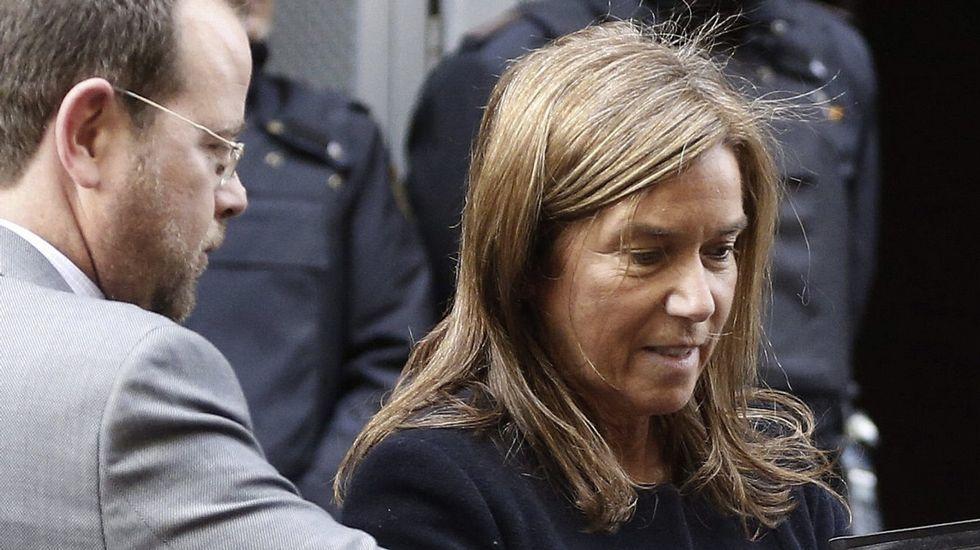 Principales responsables de la trama Gürtel.Juicio por la trama Gürtel. Francisco Correa